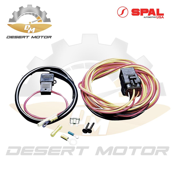 185 fun harness spal Wiring