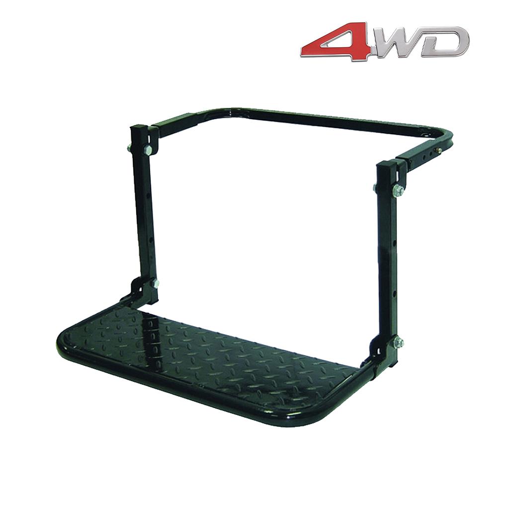 4WD wheel step