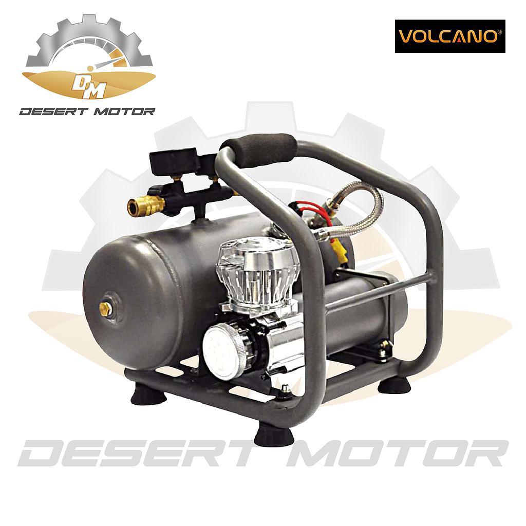Volcano Air Compressor W/Tank