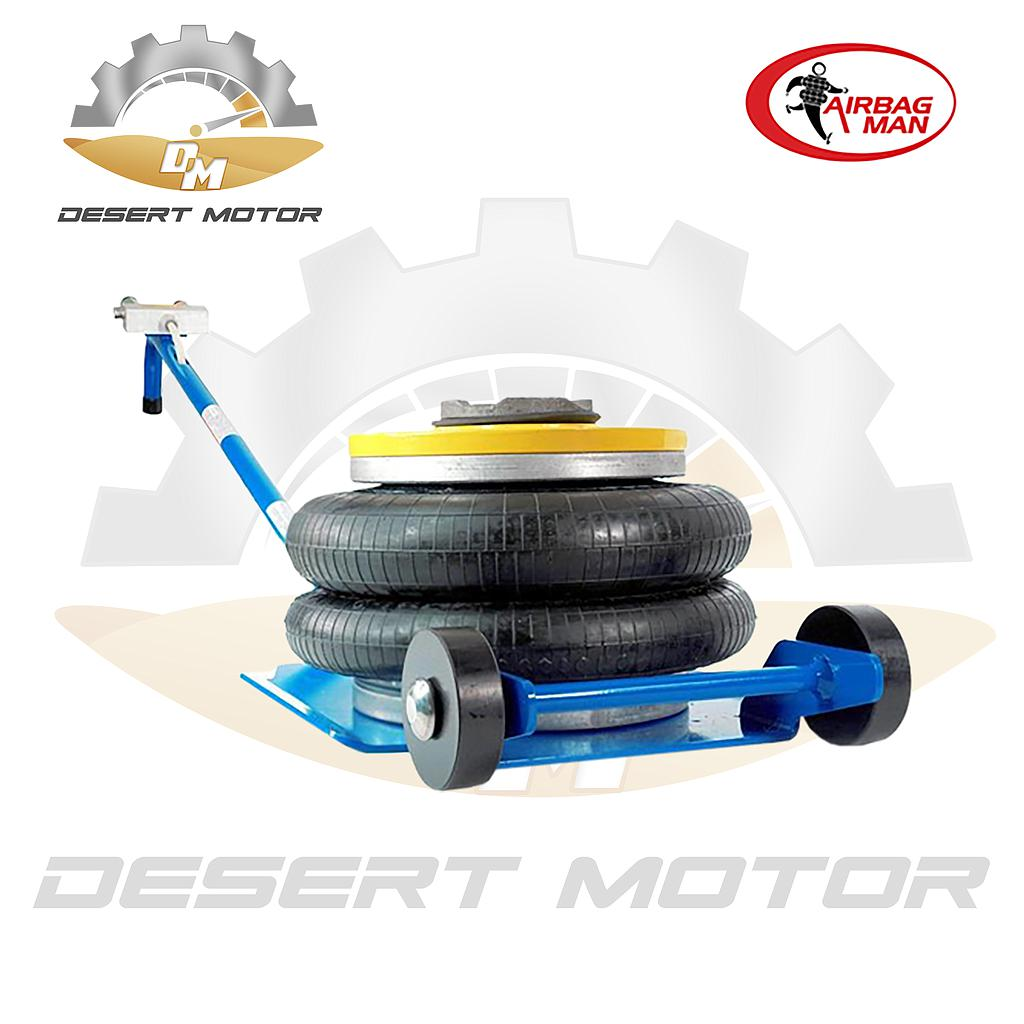 Air jack trolly 2T
