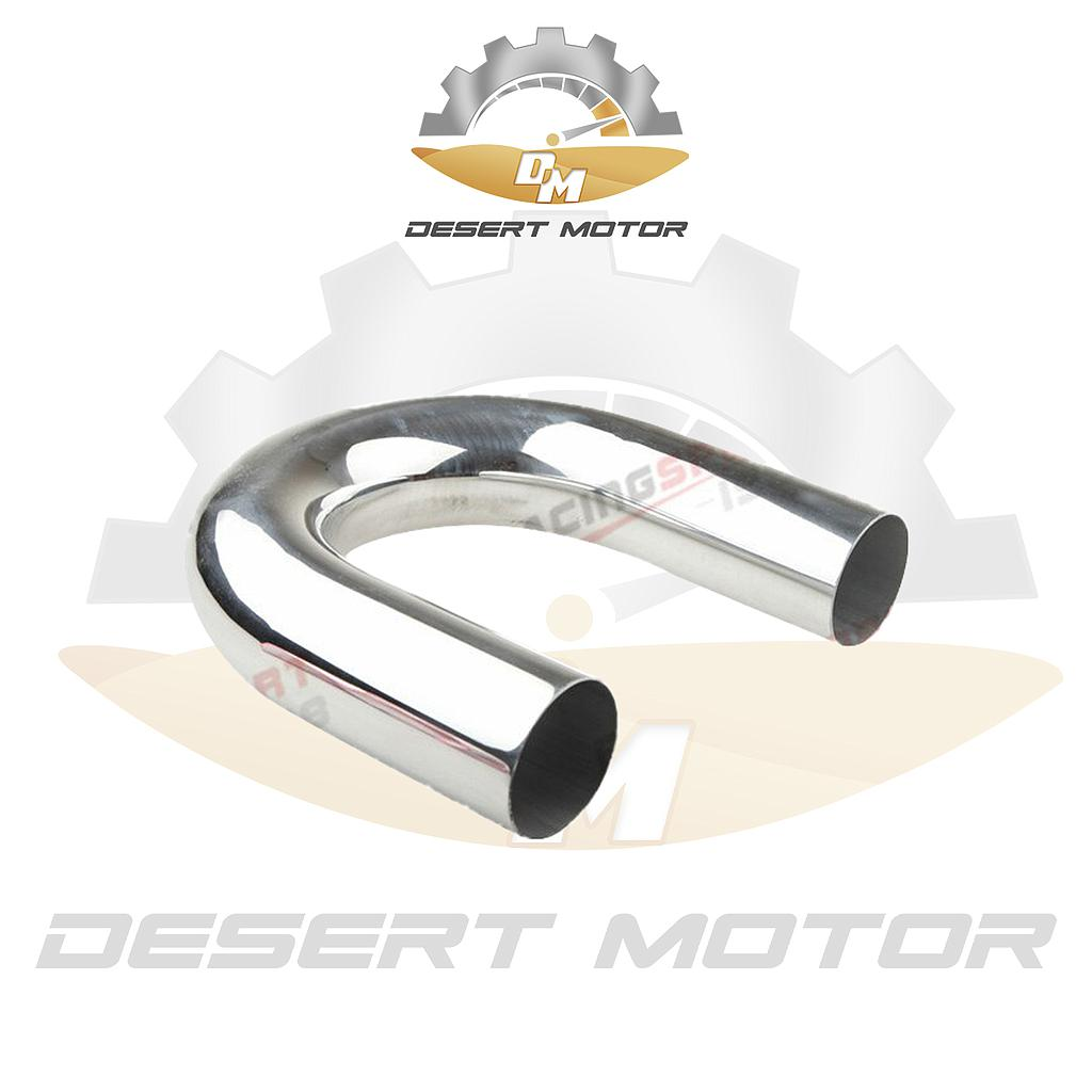 Aluminum Pipe 180 angle 2.5inch