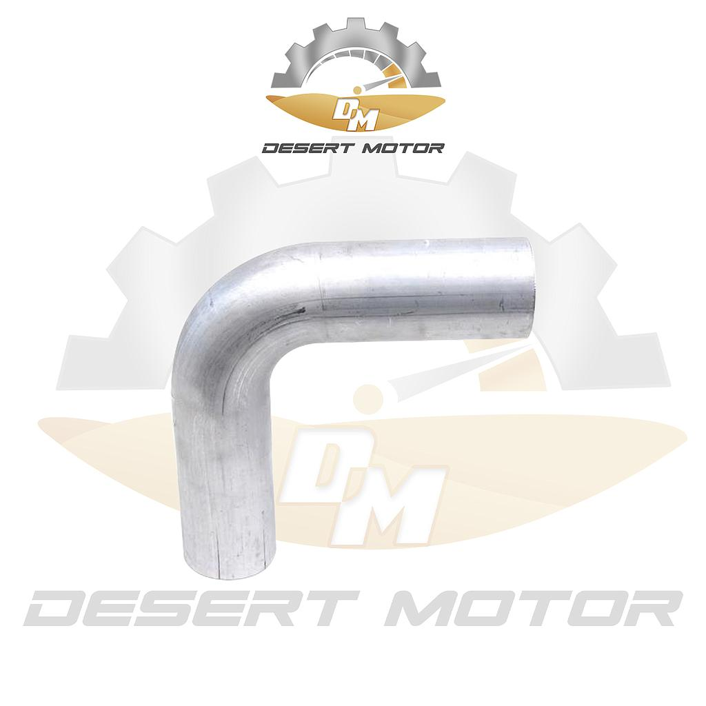 Aluminum Pipe 90 angle 3.5inch