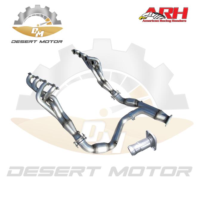 ARH headers GMC HD 07-18