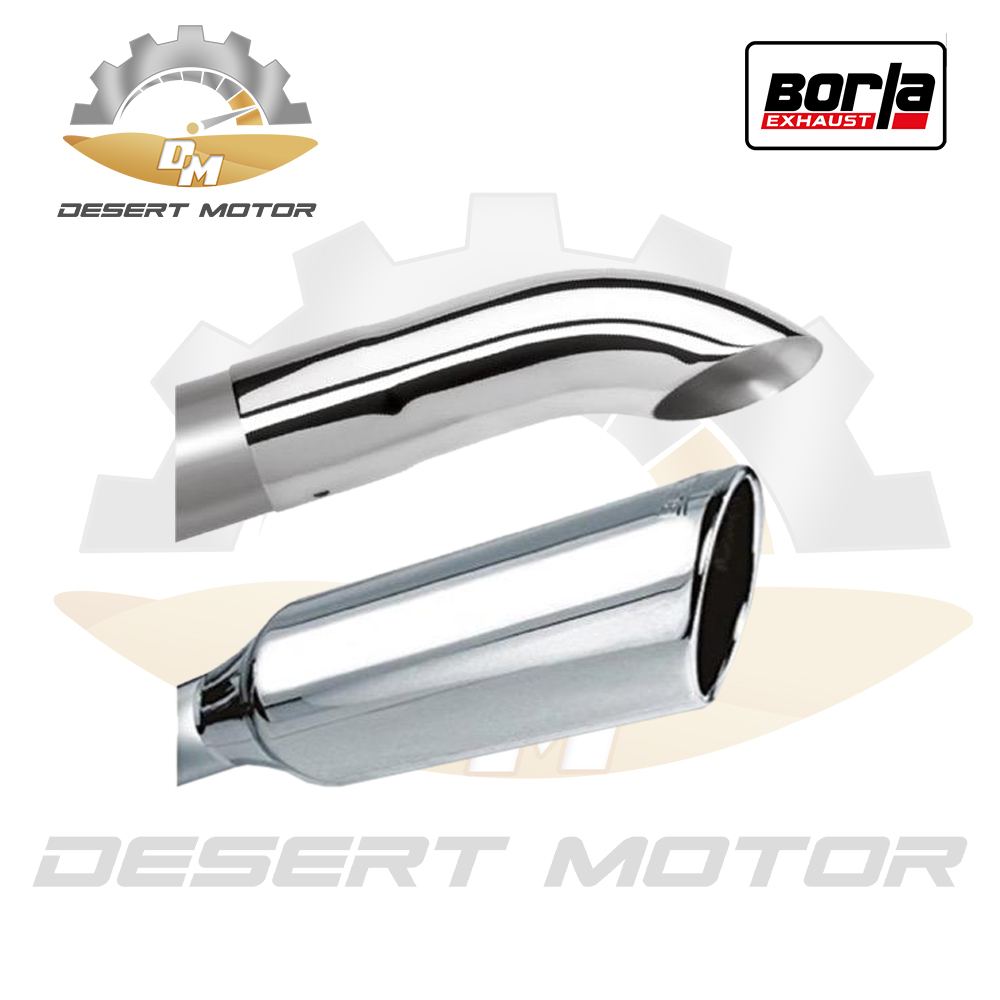 Borla tips 2.5 inch RD TD/TO