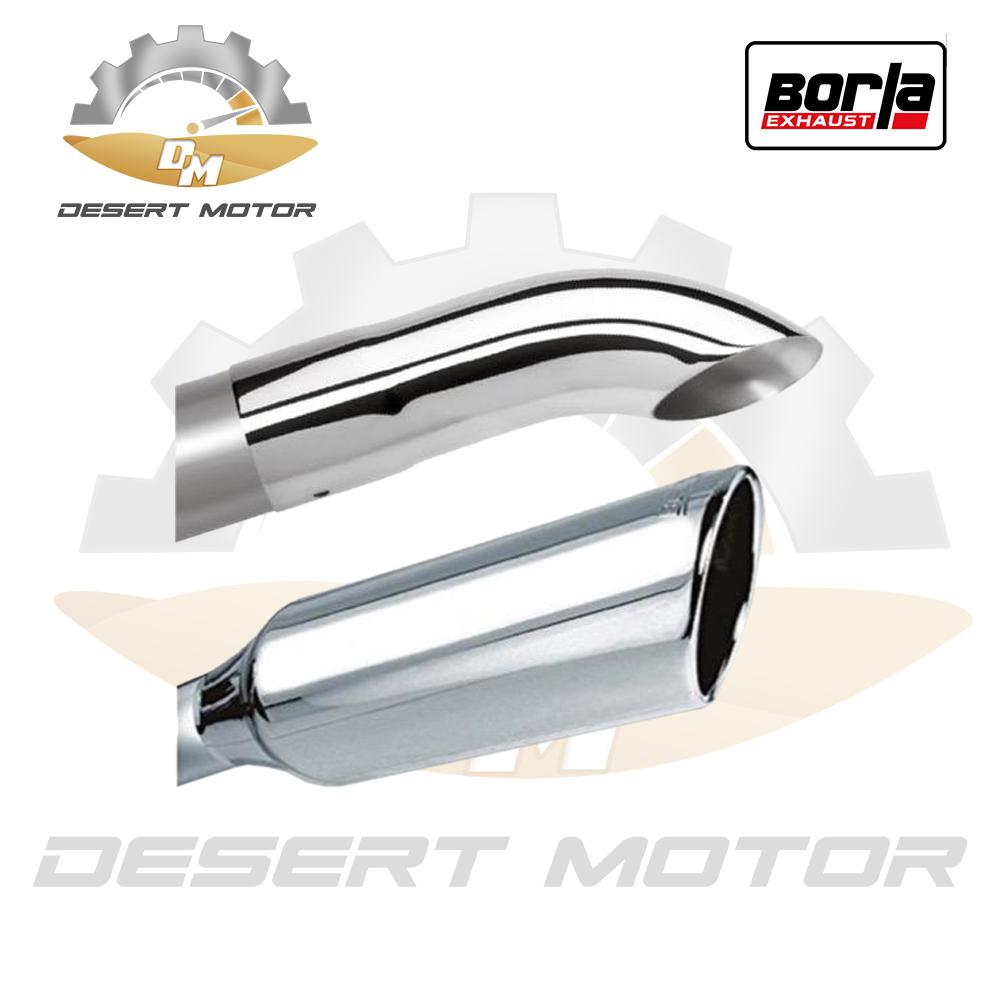Borla tips 2.5 inch RD TD/TO