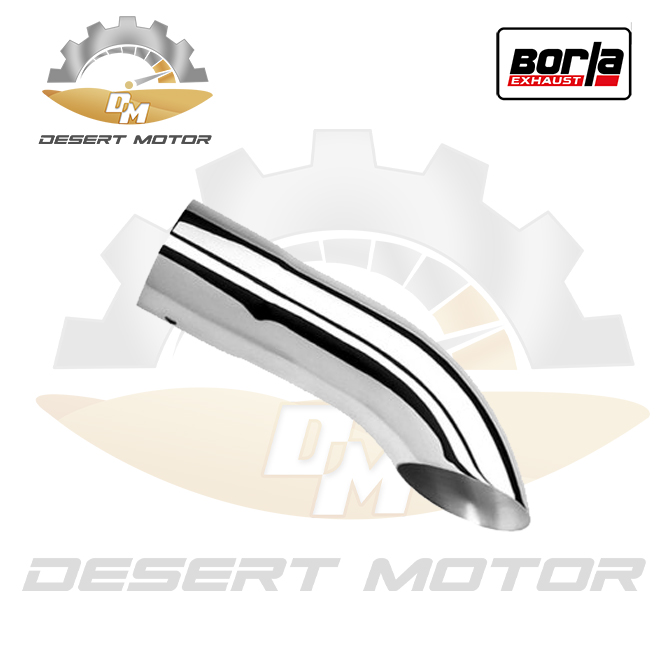 Borla tips 3 inch RD TD/TO