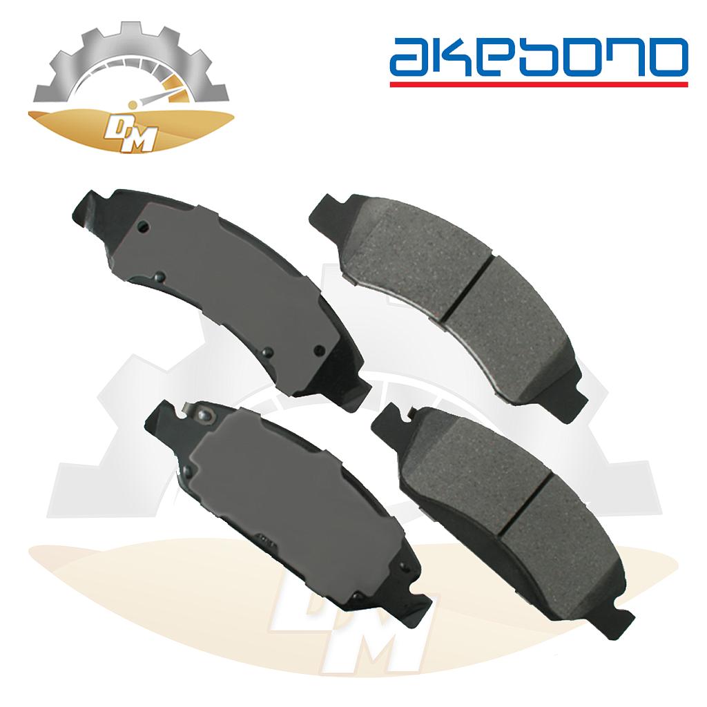 Brake pad F GMC 14+ Sierra