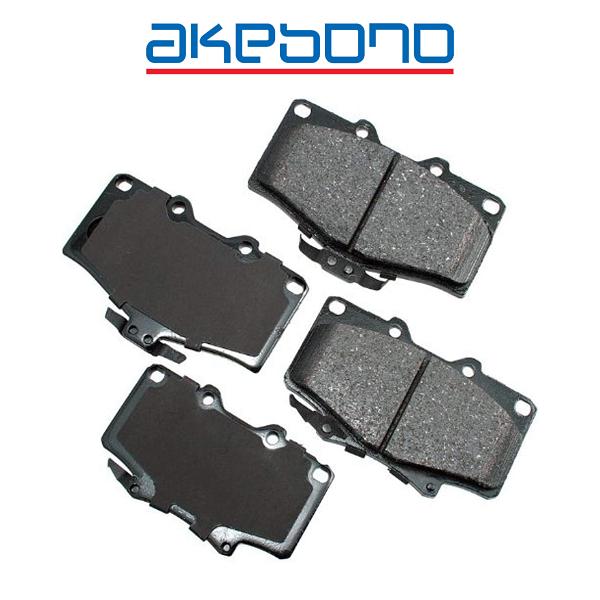 brake pad F Toyota LC80