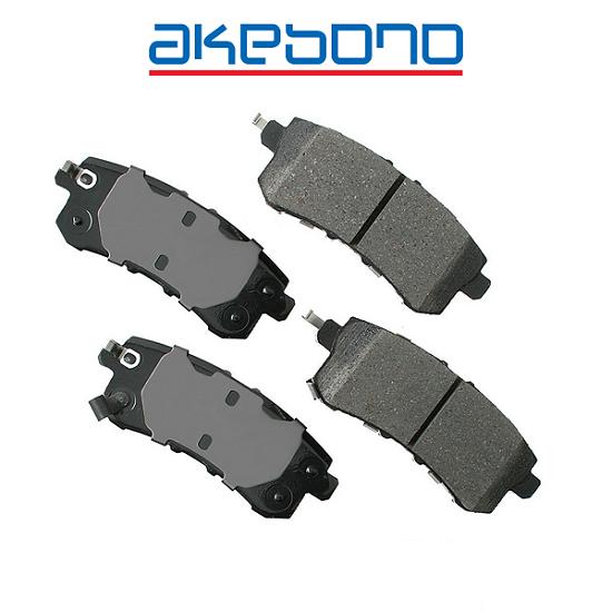 brake pad Nissan Y62 R