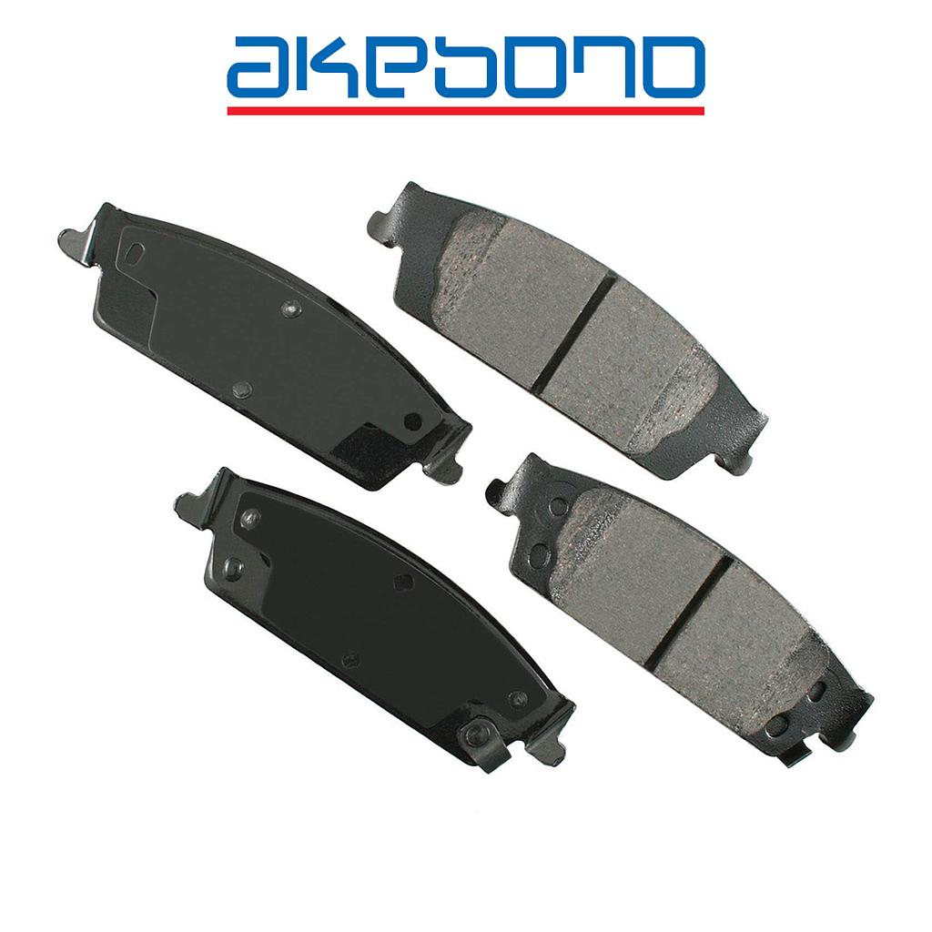 brake pad R GMC 14+ sierra