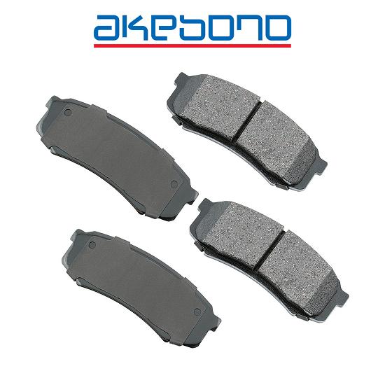 Brake Pad R Toyota Lc80