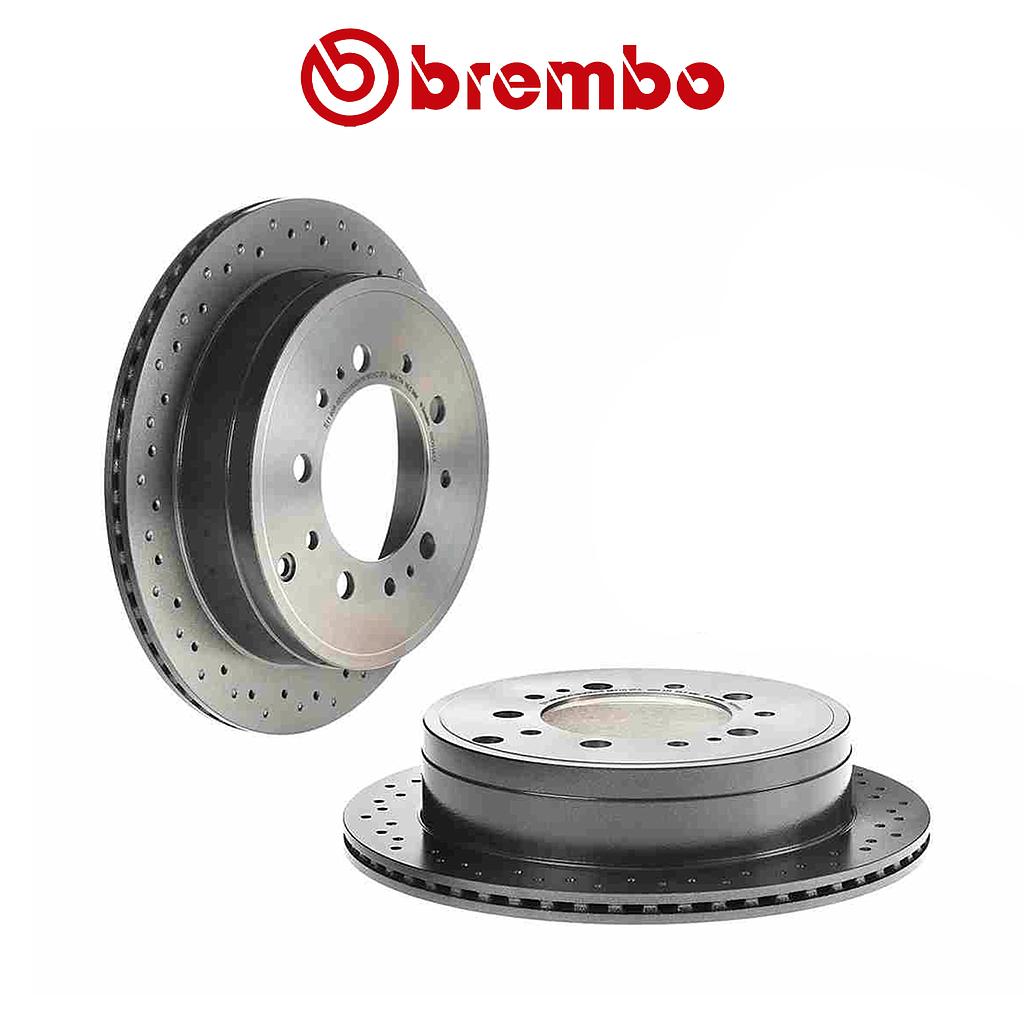 Brembo brake disk LC200 08-19 R