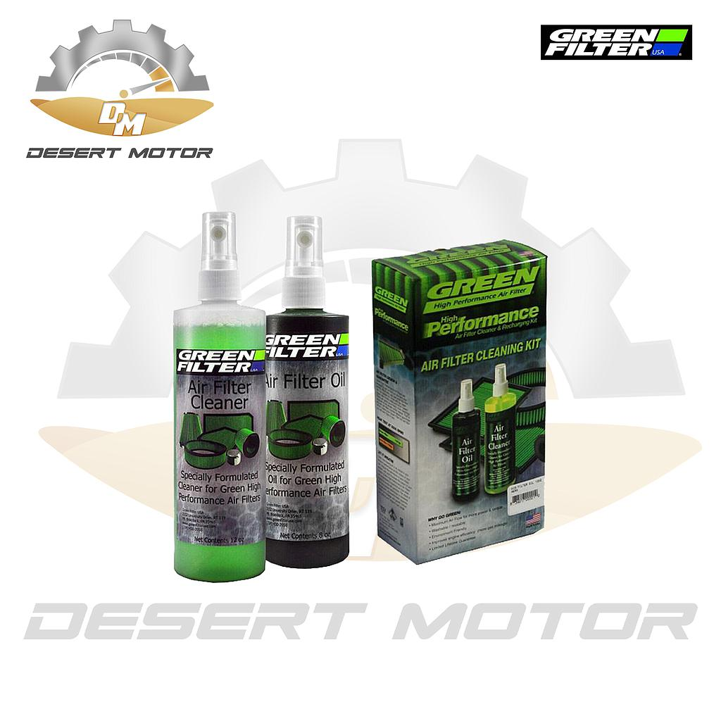 Green Filter cleaning kit