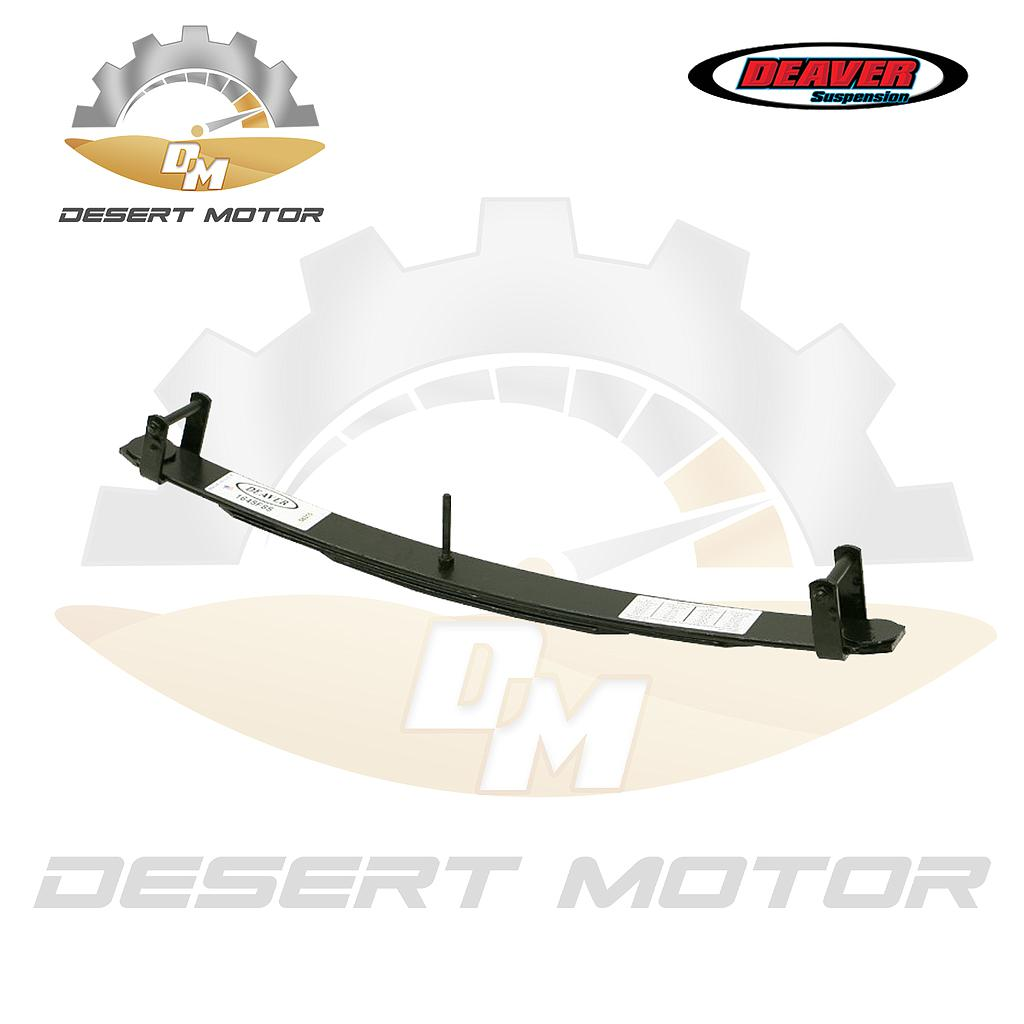 Deaver leaf springs Tundra mini pack