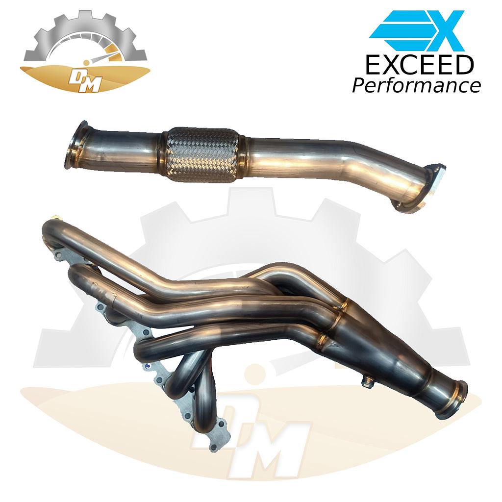 DM headers Toyota 1fz 3 inch