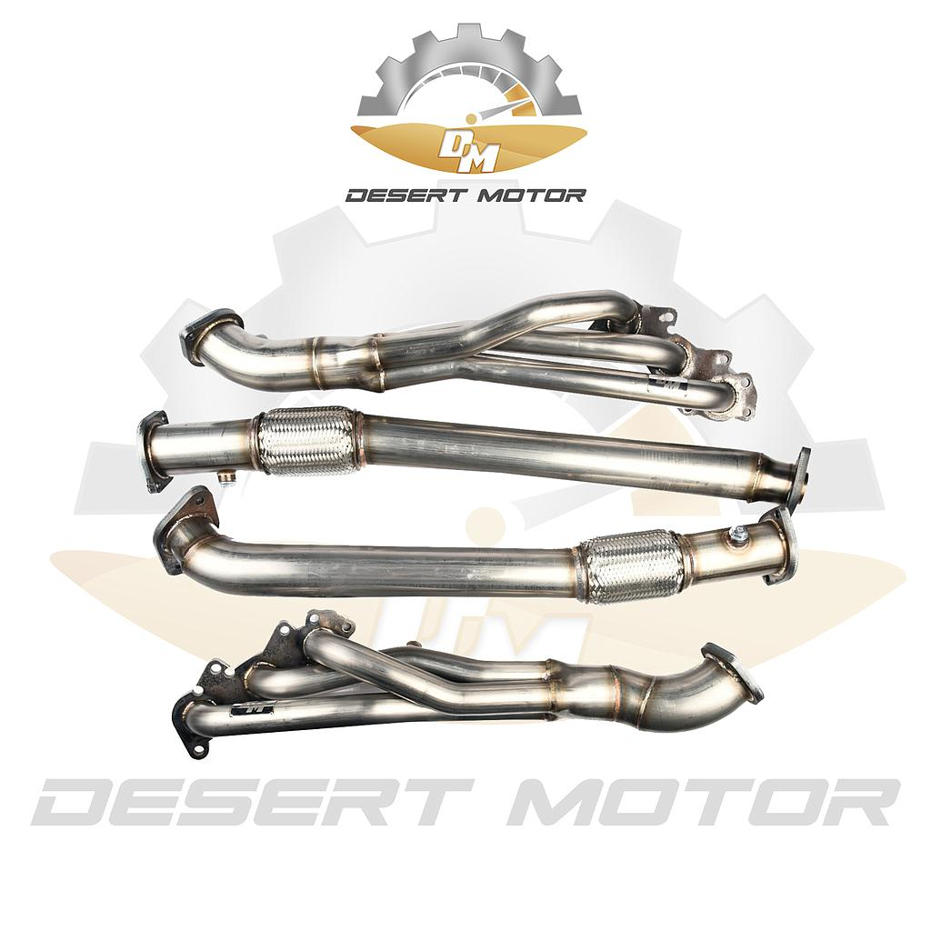DM headers Toyota 4.0 V6