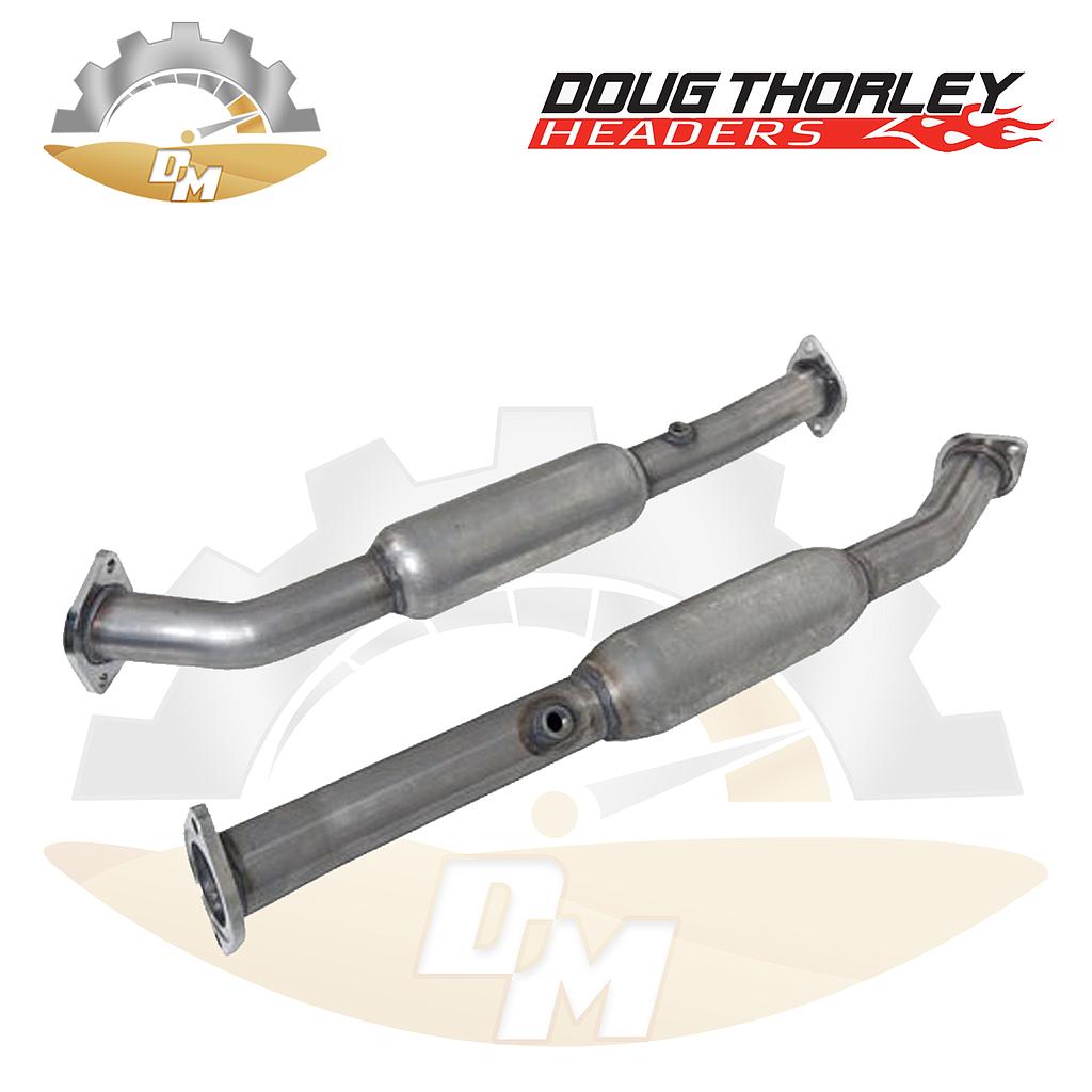 Doug thorly downpipe Toyota 5.7