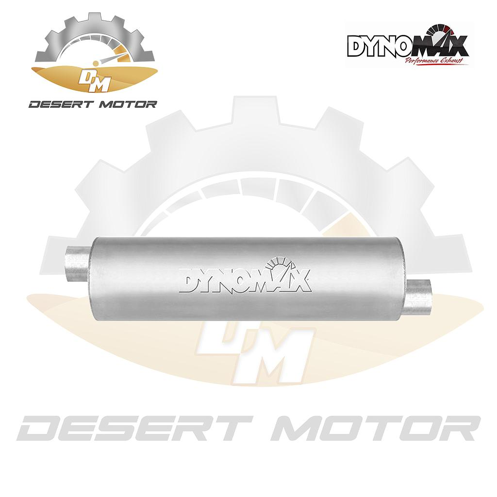 dynomax muffler