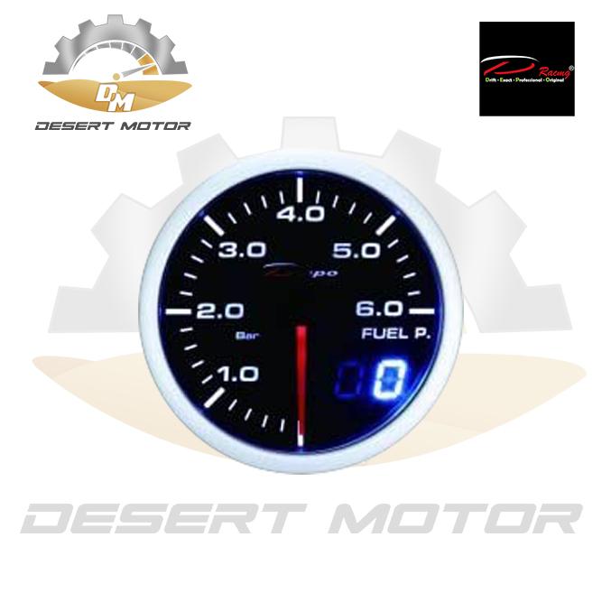 Fuel Pressure gauge DEPO