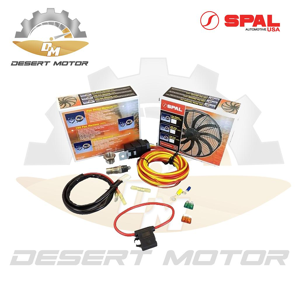 Fun Spal wiring harness