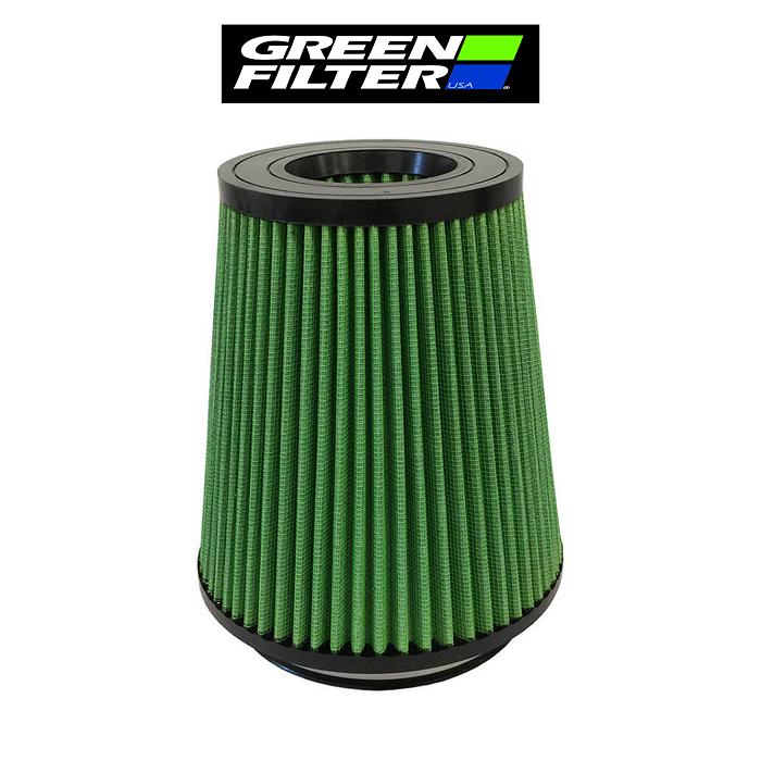 Green filter 3.5 inch