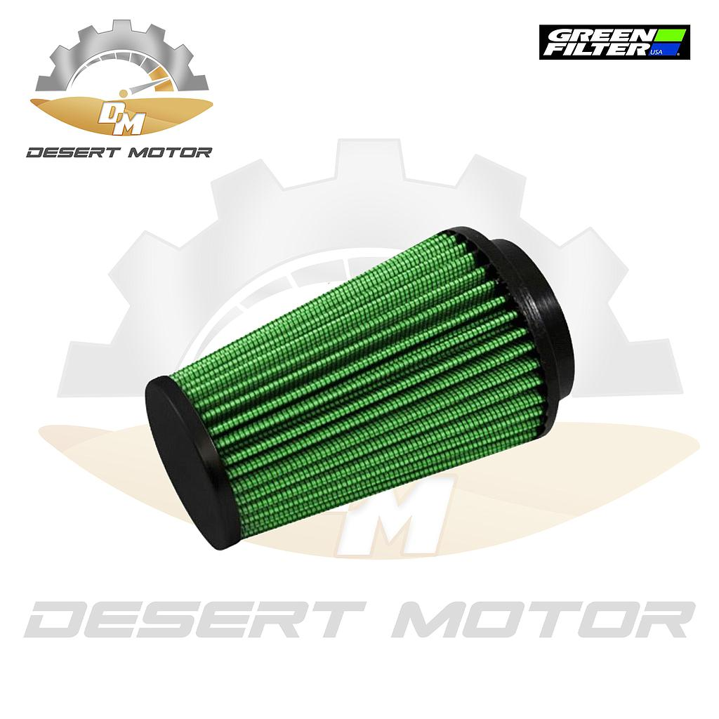 Green filter 3.5 inch