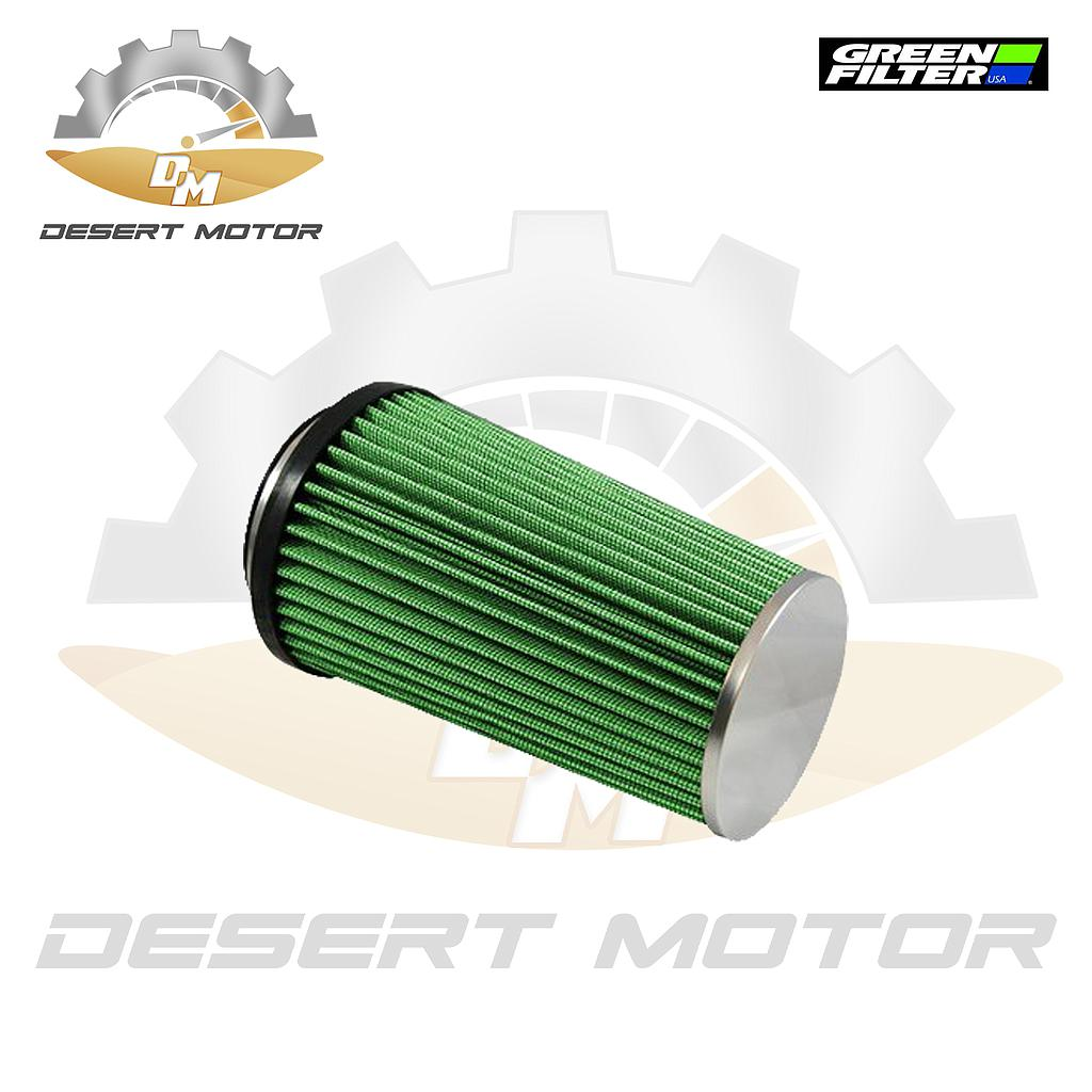 Green filter 4 inch