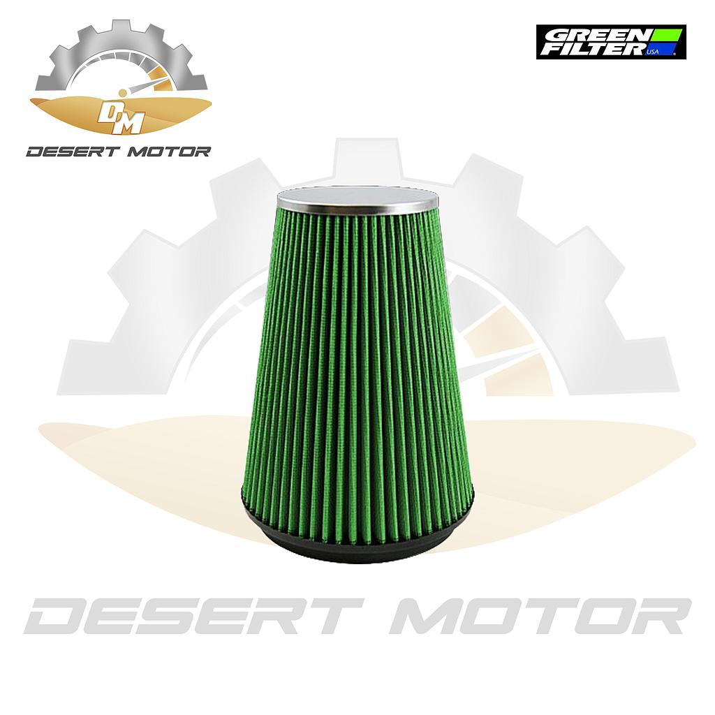 Green filter 6 inch