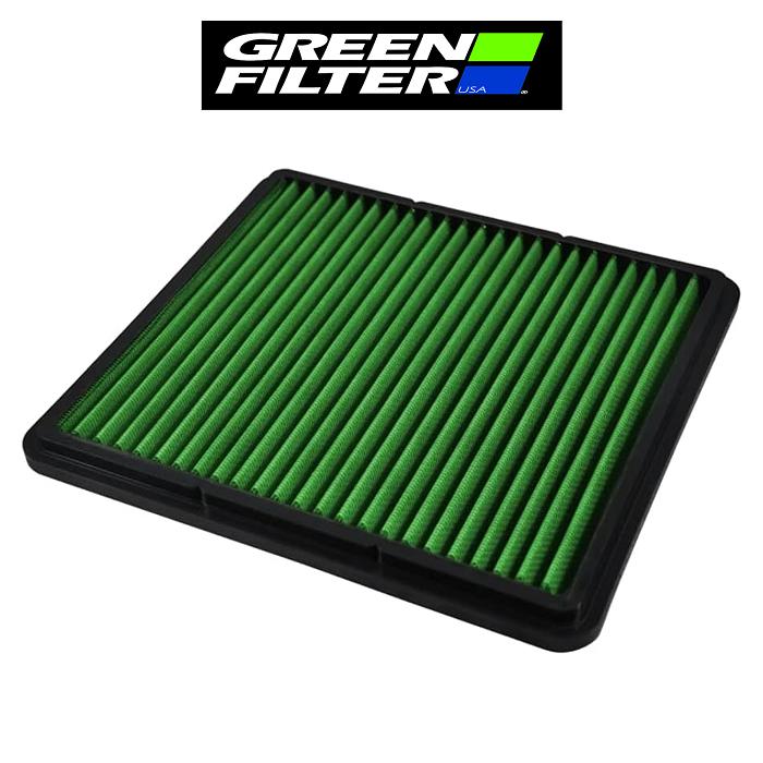 Green Replacement filter Nissan
