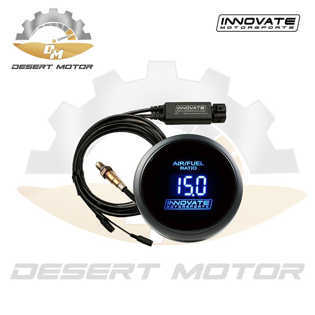 Innovate AFR gauge DB-Blue/LC-2