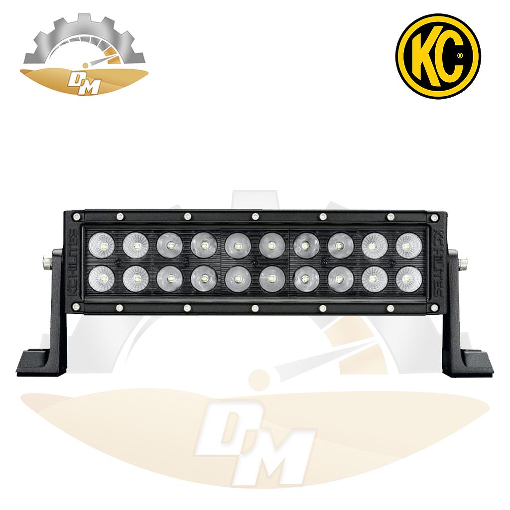 "KC light C 10"" combo 60W"