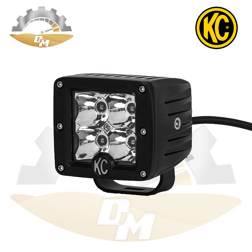 KC light C3 spot amber 12W