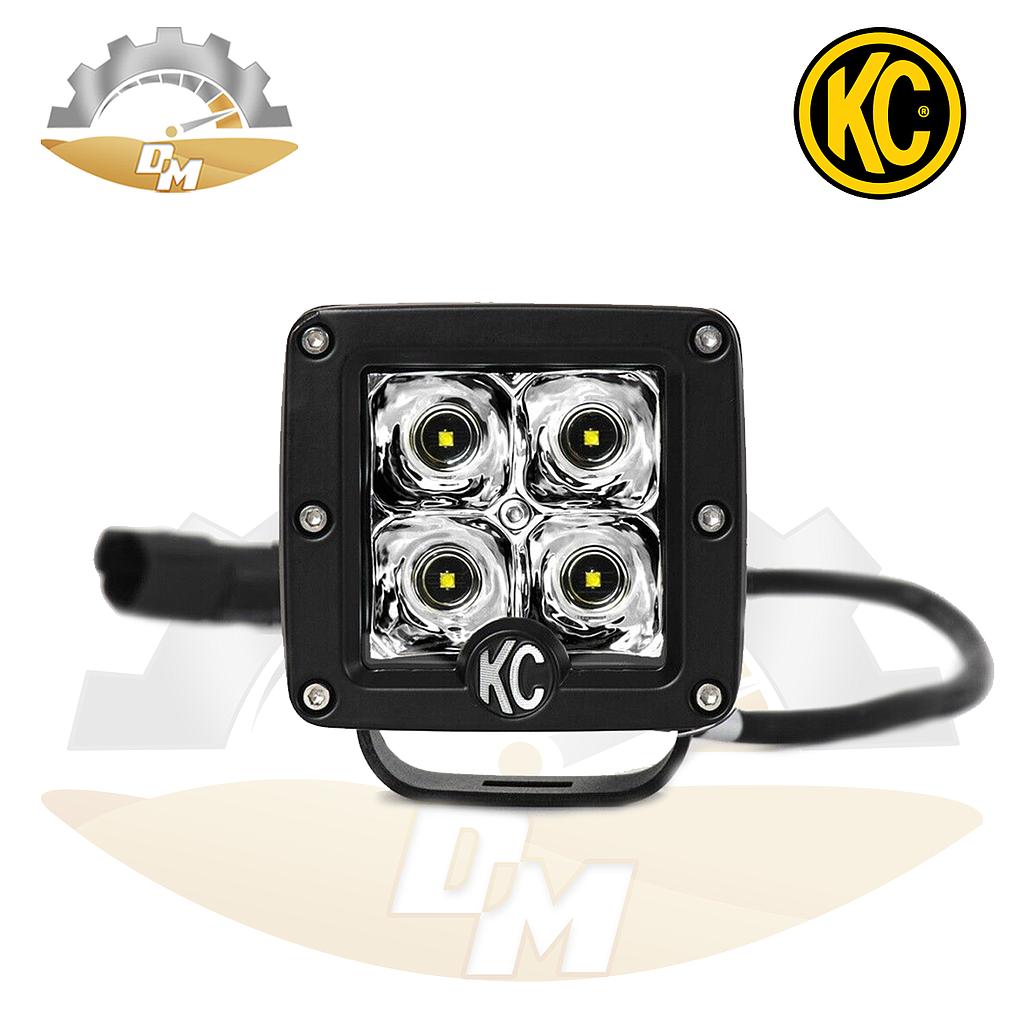 KC light C3 spot white 12W