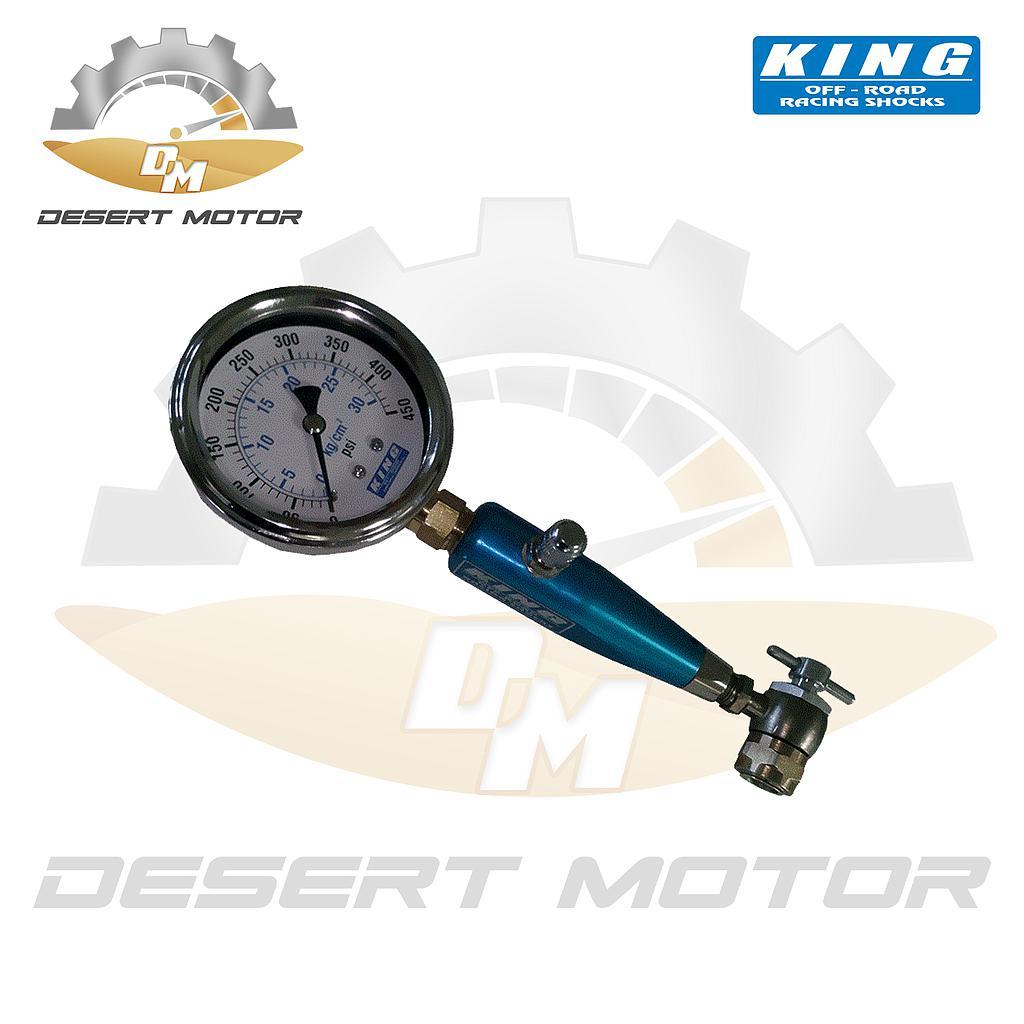 King charging gauge
