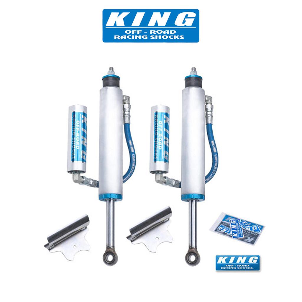 King shocks 2.5 F GMC HD