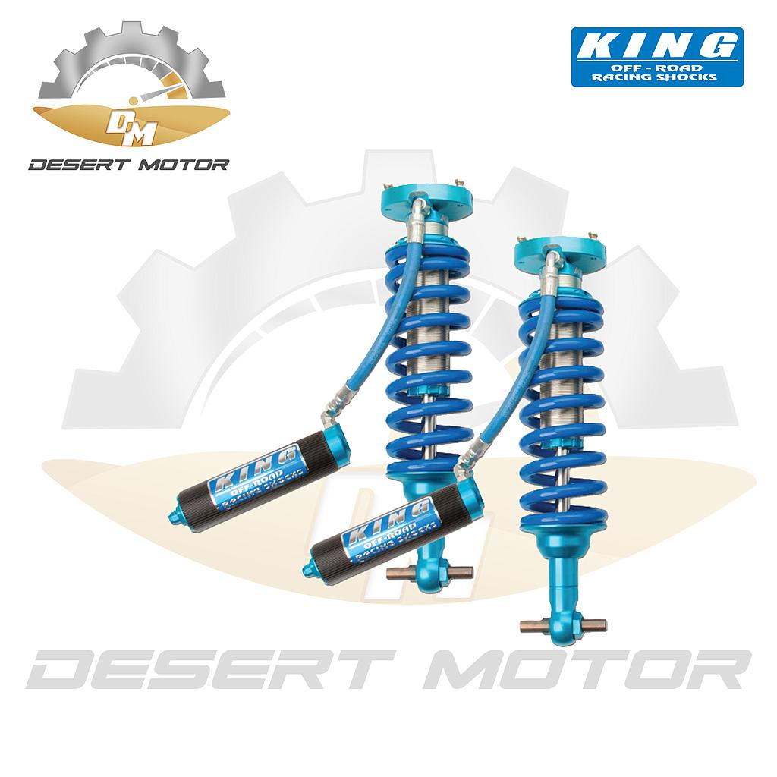 King shocks 2.5 F GMC sierra 1500