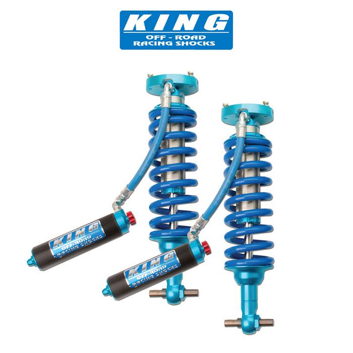 King shocks 2.5 F GMC sierra 1500 19