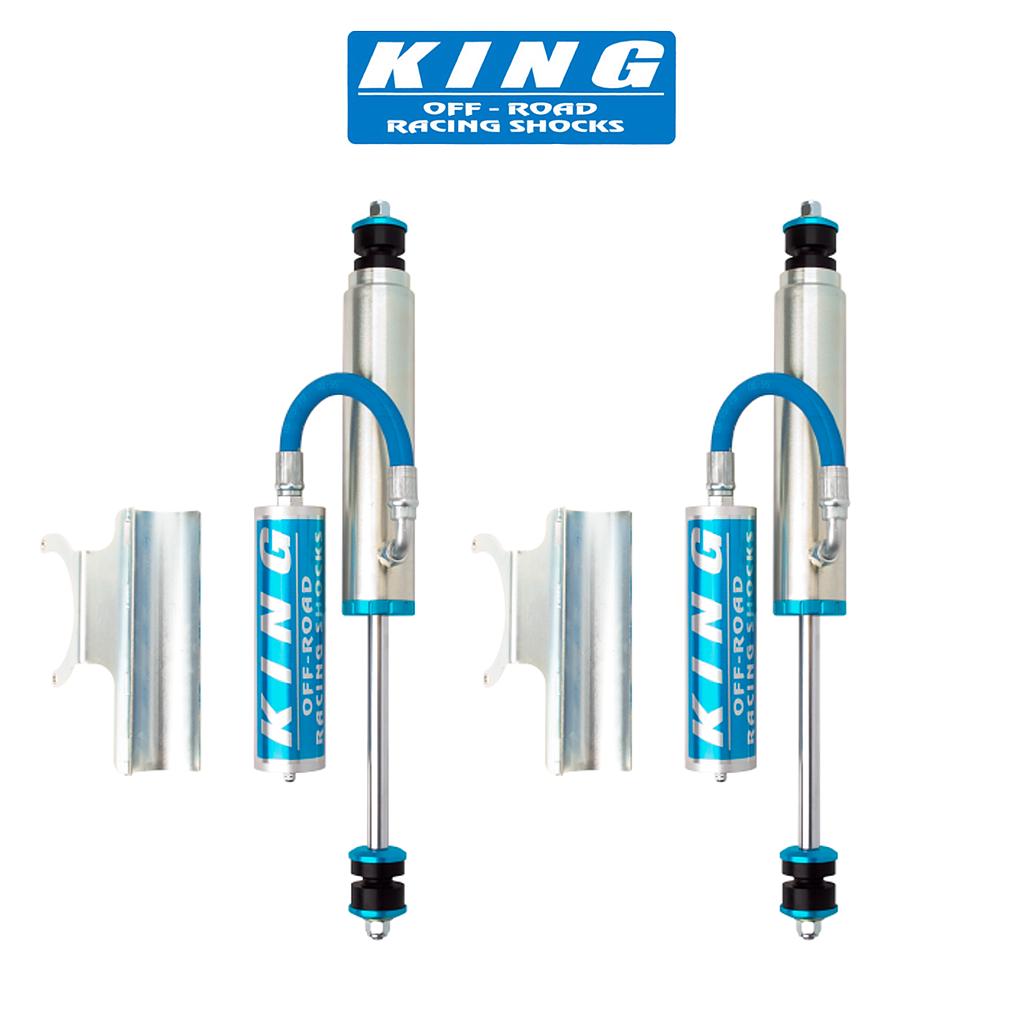 King shocks 2.5 F Nissan Y60/Y61 FIN