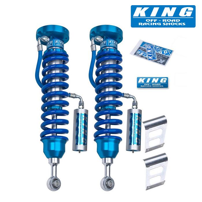 King shocks 2.5 F Nissan Y62