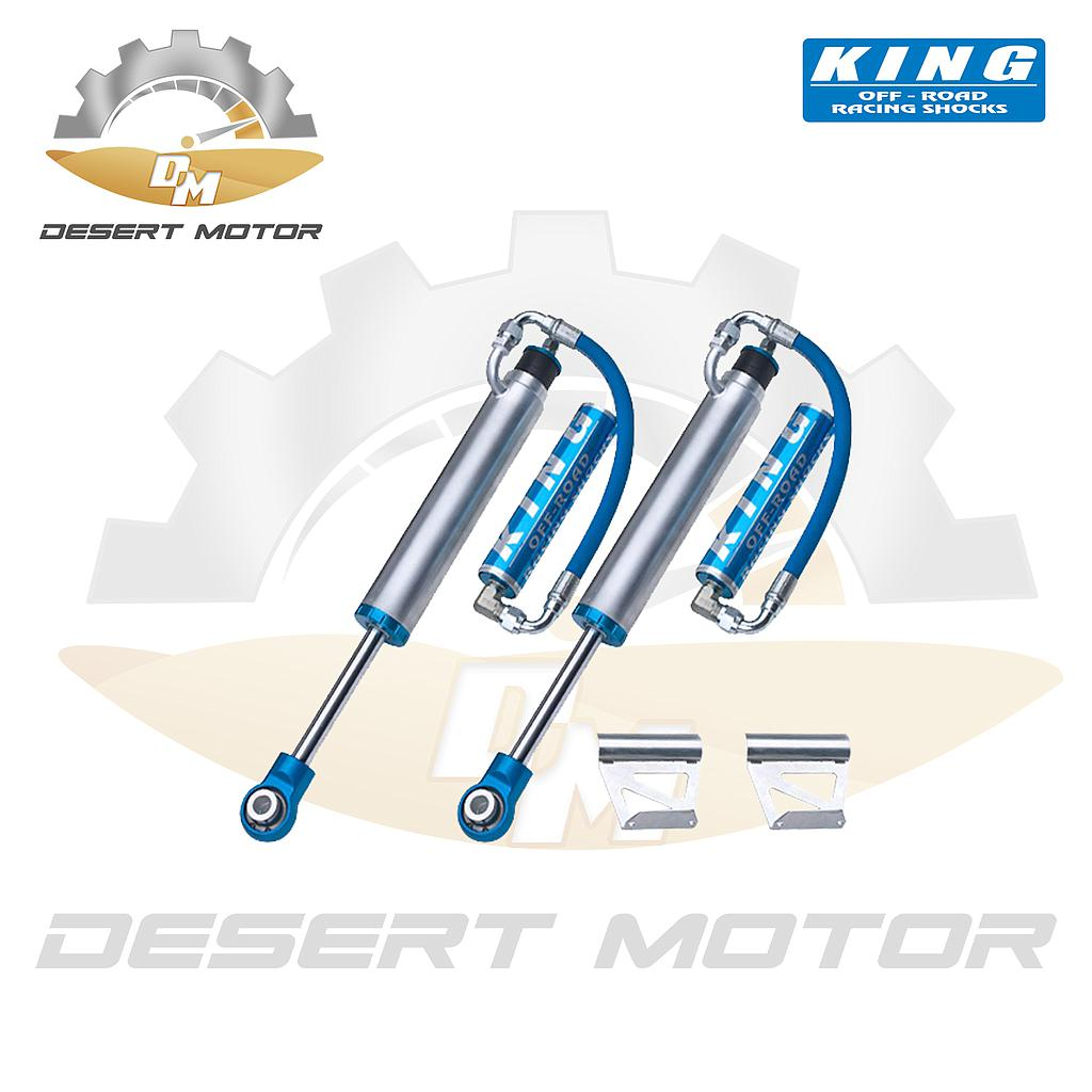 King shocks 2.5 F Toyota LC100