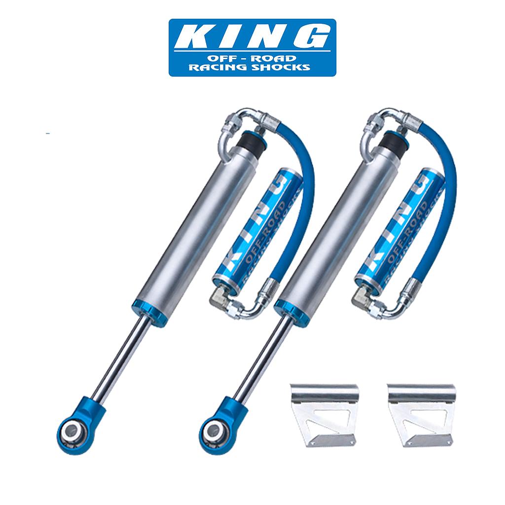 King shocks 2.5 F Toyota LC100
