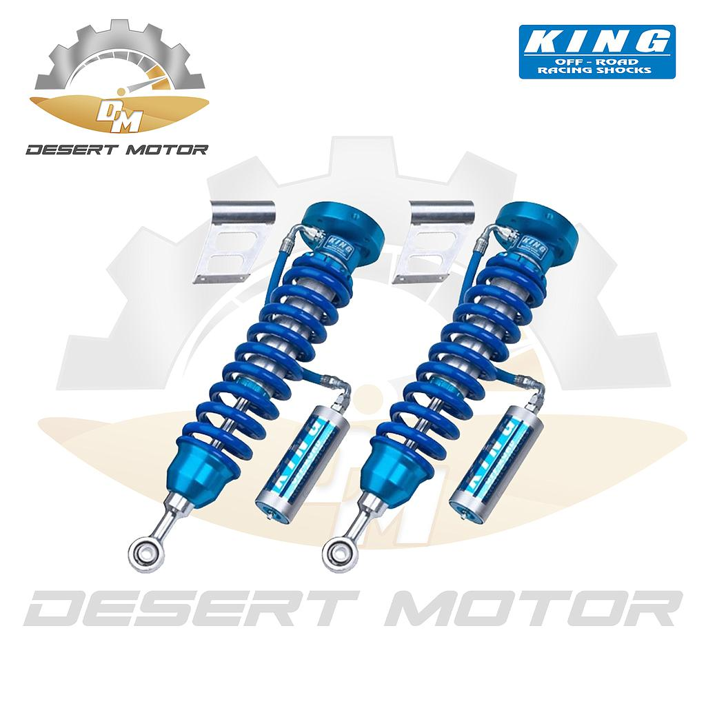 King shocks 2.5 F Toyota Tundra