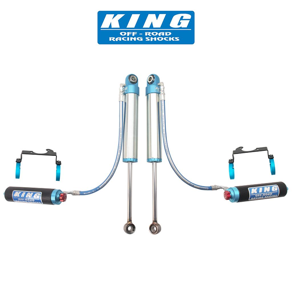 King shocks 2.5 R Nissan Y60/Y61 FIN
