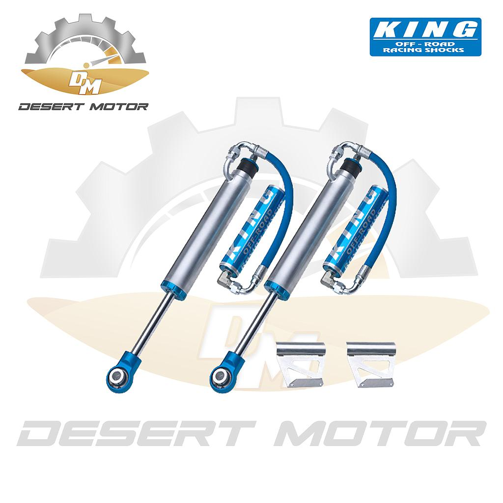 King shocks 2.5 R Toyota LC100