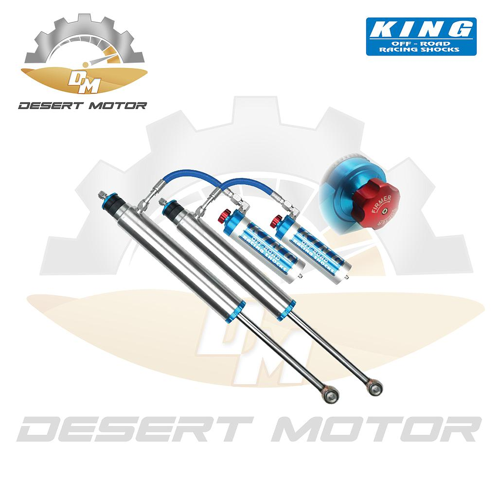 King shocks 2.5 R Toyota LC200