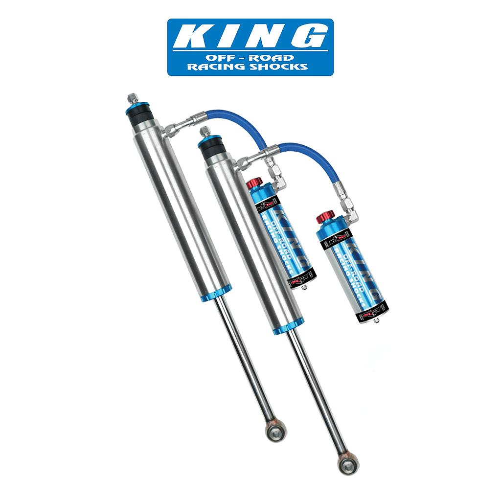 King shocks 2.5 R Toyota LC200 FIN