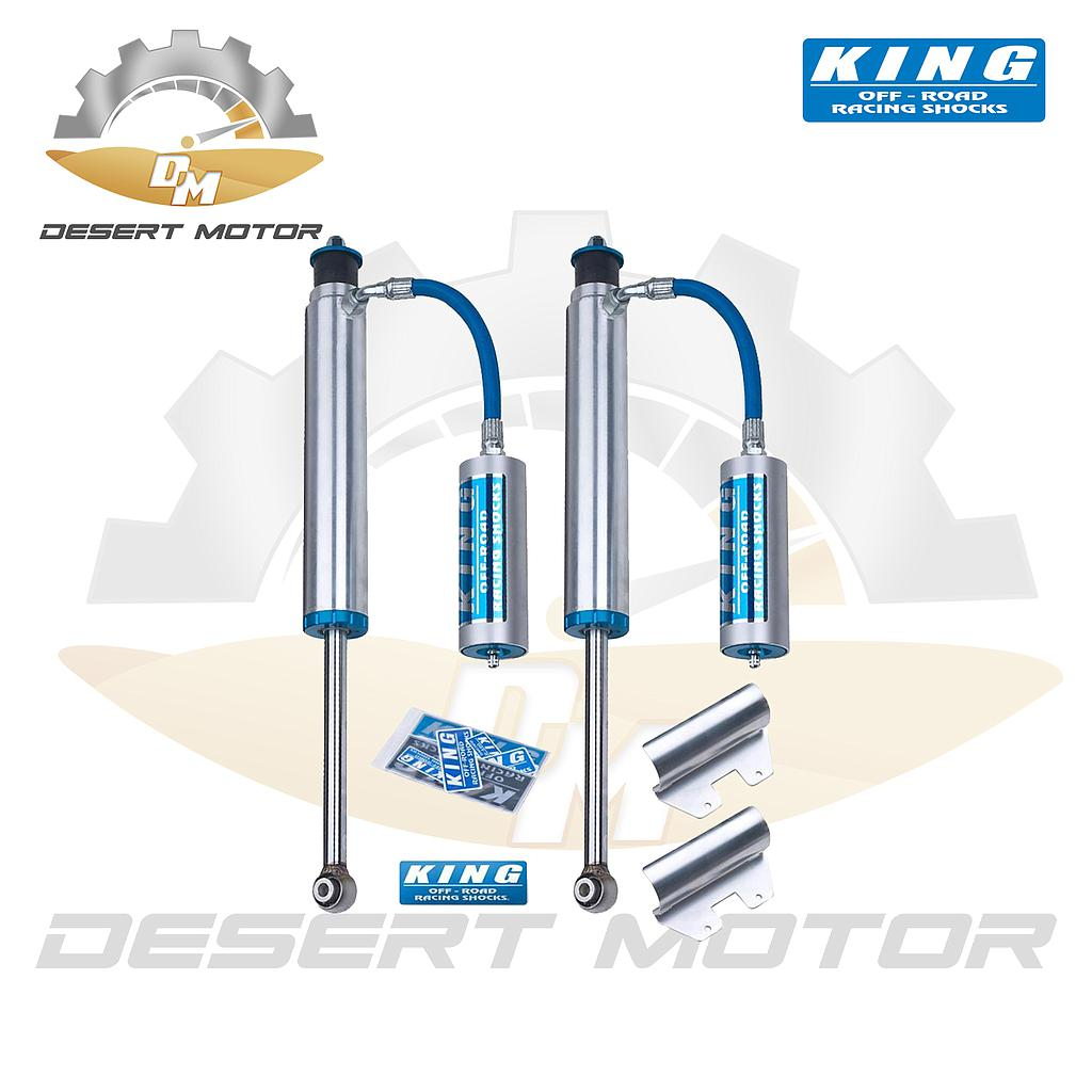 King shocks 2.5 R Toyota Tundra