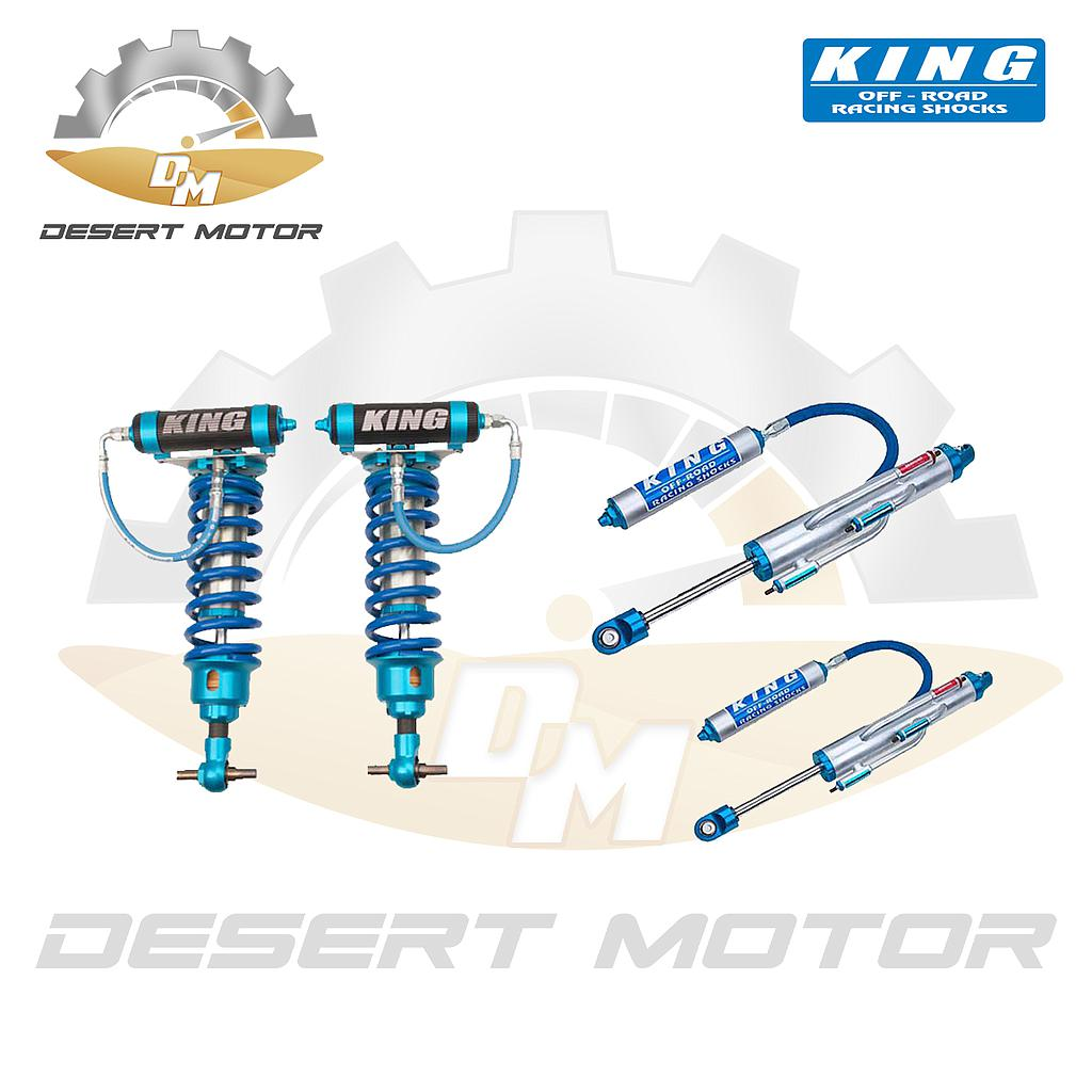 King shocks 3.0 F Toyota LC200 LT