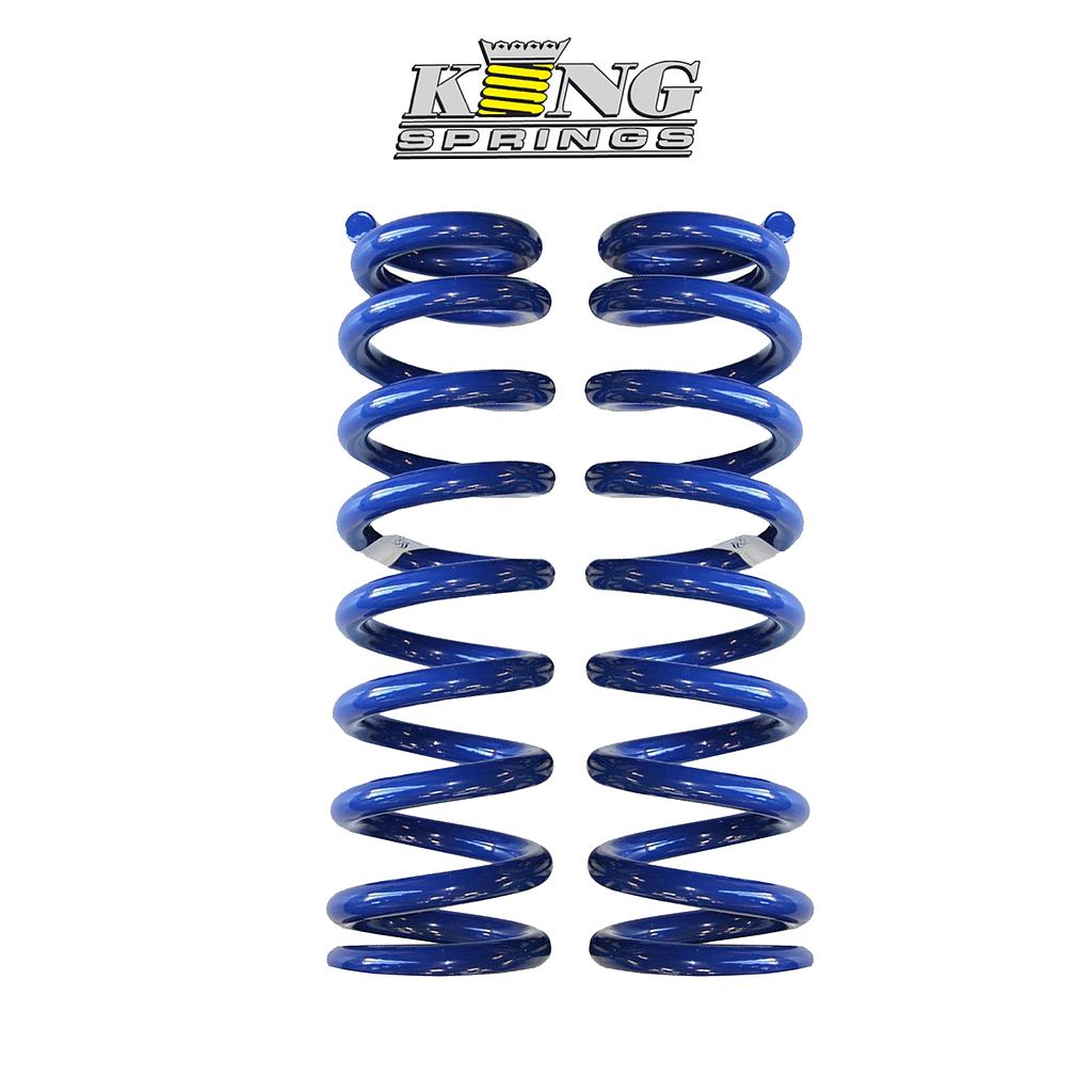 King springs Blue F Nissan Y60/Y61