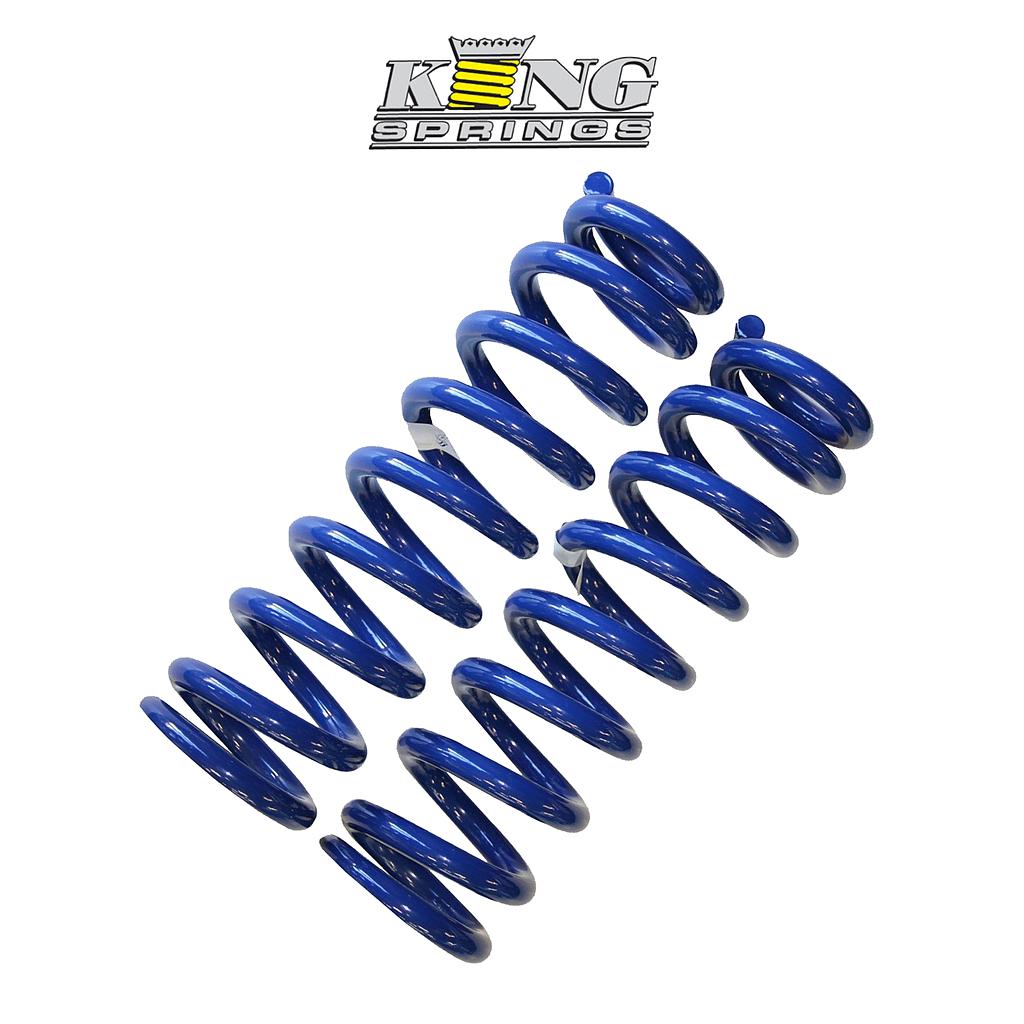 King springs Blue F Nissan Y62